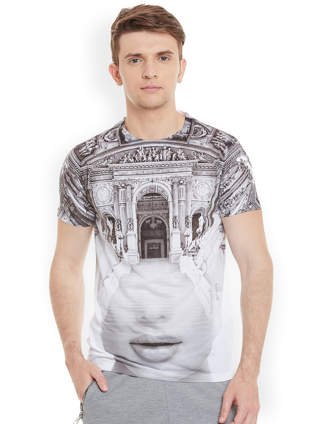 2a936e645 Place Tshirts - Buy Place Tshirts online in India