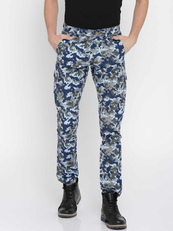 7f488d633f Cargo Pants For Men - Buy Latest Trendy Cargo Pants Online