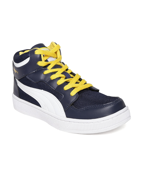 a0dbc448d897 Puma Men Mid Casual Shoes - Buy Puma Men Mid Casual Shoes online in India
