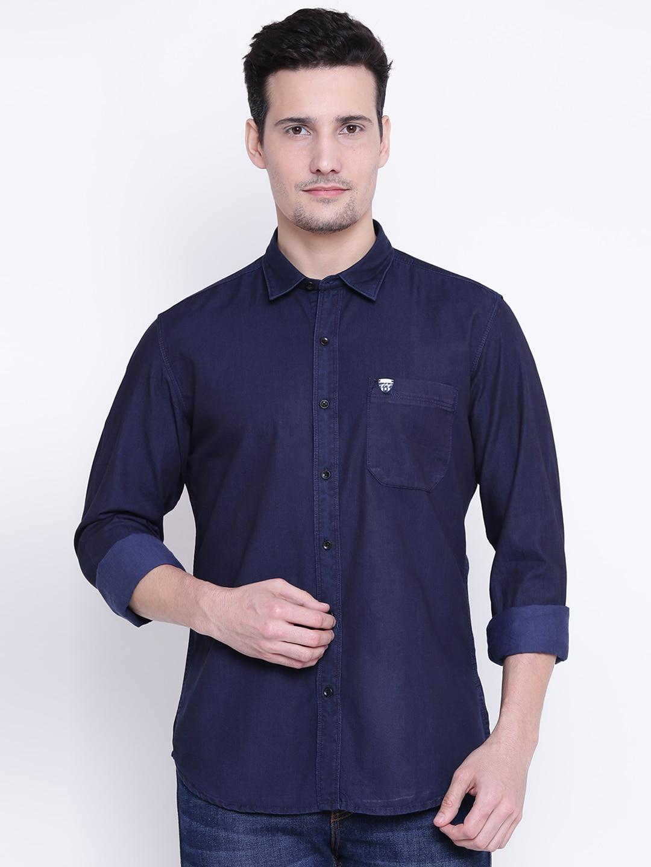 ec1d8283012 John Players Casual Cotton Shirts - Buy John Players Casual Cotton Shirts  online in India