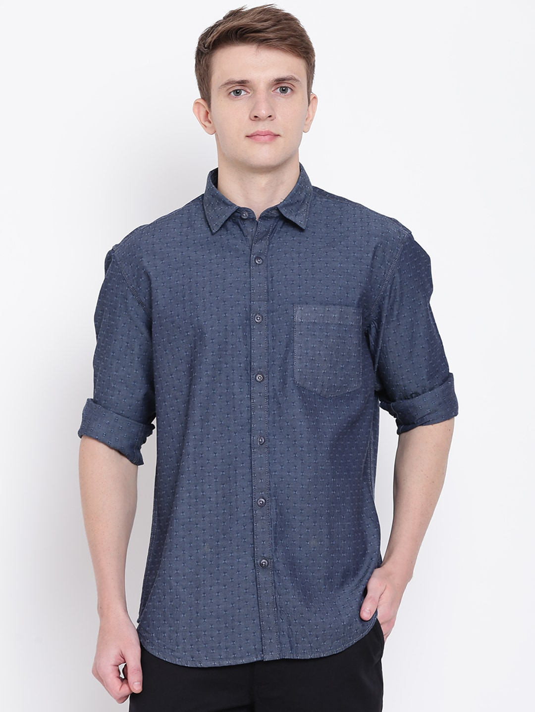 21ef5361698 John Players Casual Cotton Shirt Shirts - Buy John Players Casual Cotton Shirt  Shirts online in India