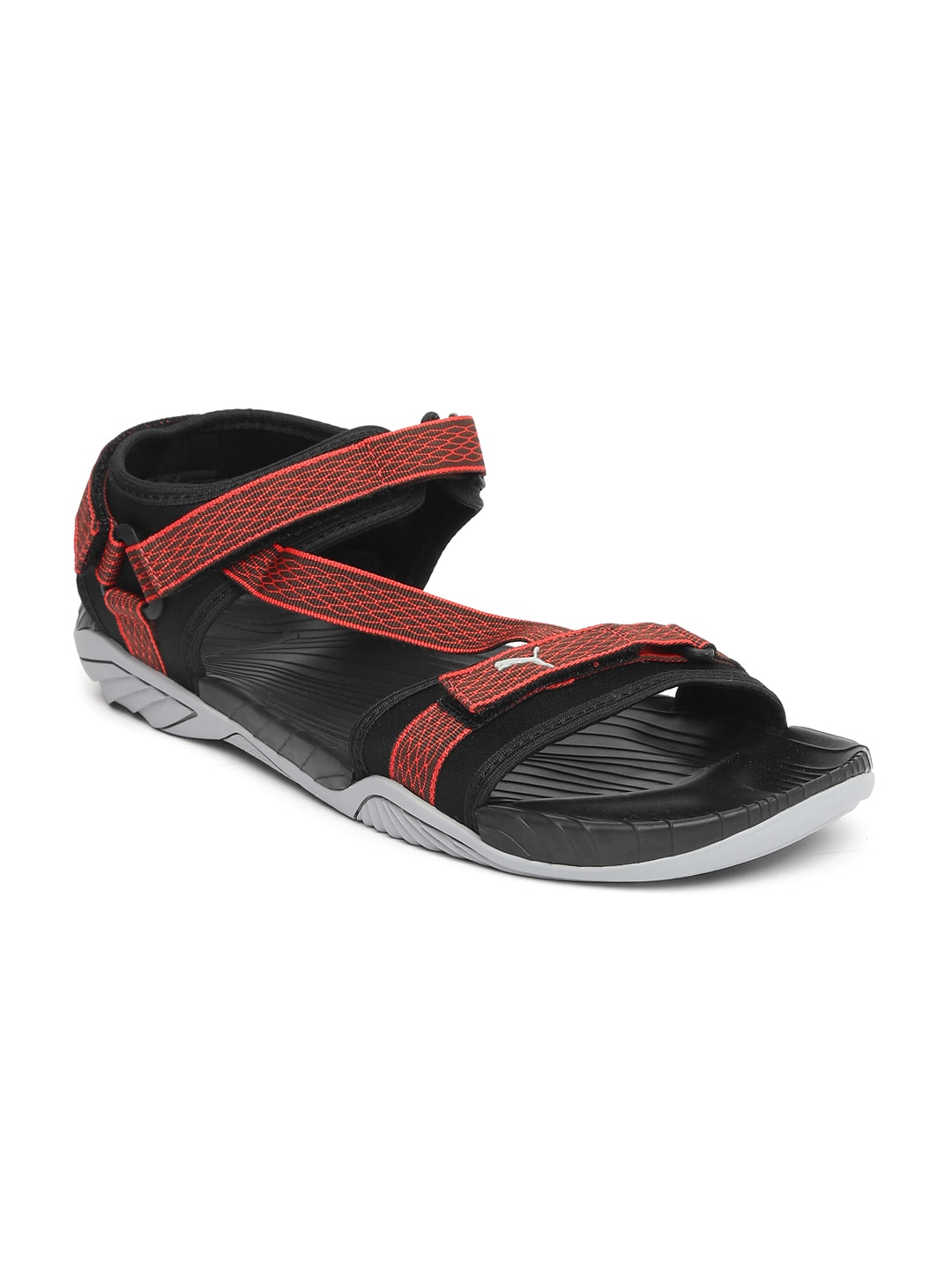 1810b903c705 Puma Men Black Sandals - Buy Puma Men Black Sandals online in India