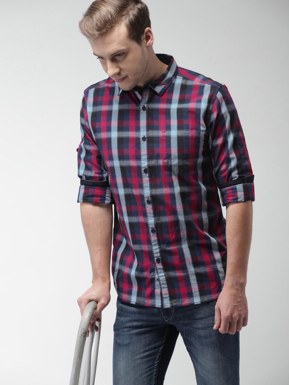 0bbd3bc0d22bb Long Sleeve Shirts - Buy Full Sleeves Shirt Online