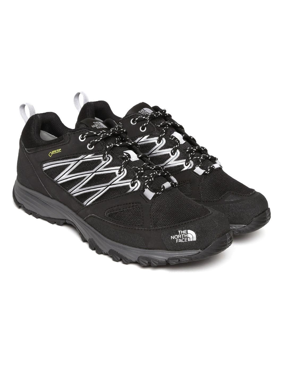 a890d9de6 The North Face Men Black Venture FP II GTX Trekking Shoes