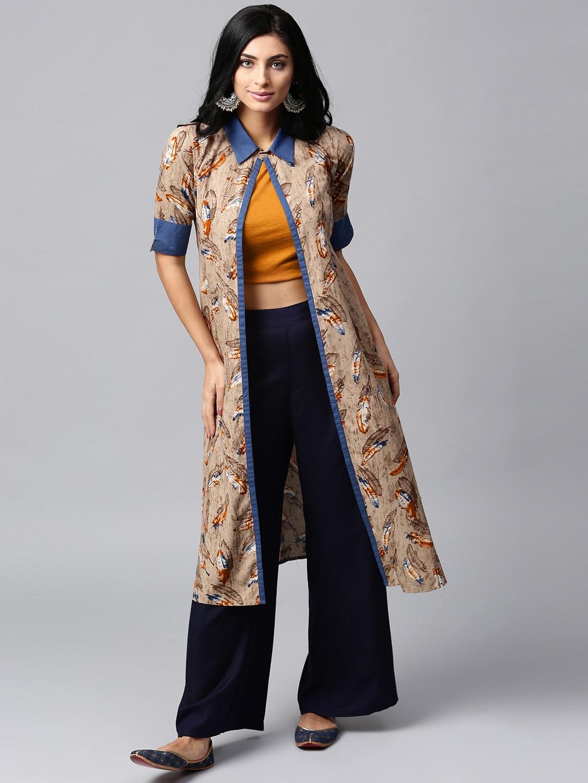 Women Ethnic Wear Jackets - Buy Women Ethnic Wear Jackets online in India 1bb8c05f7654
