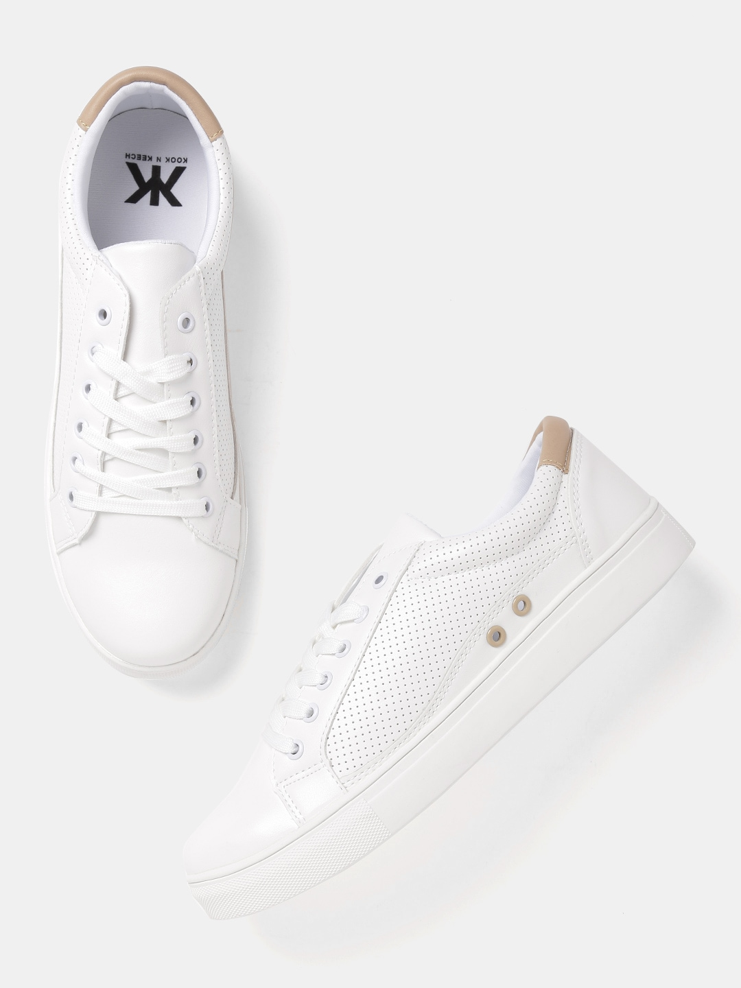 5fee64cfb27d Women White Shoes - Buy Women White Shoes online in India