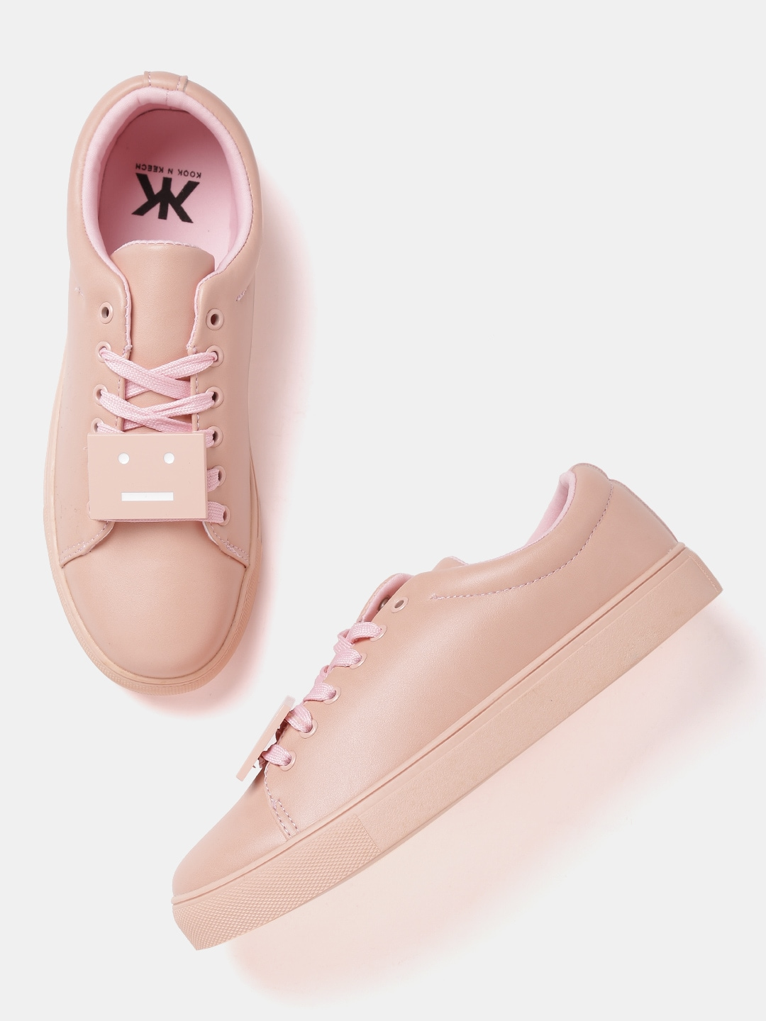 cb15385e7 Peach Casual Shoes - Buy Peach Casual Shoes online in India