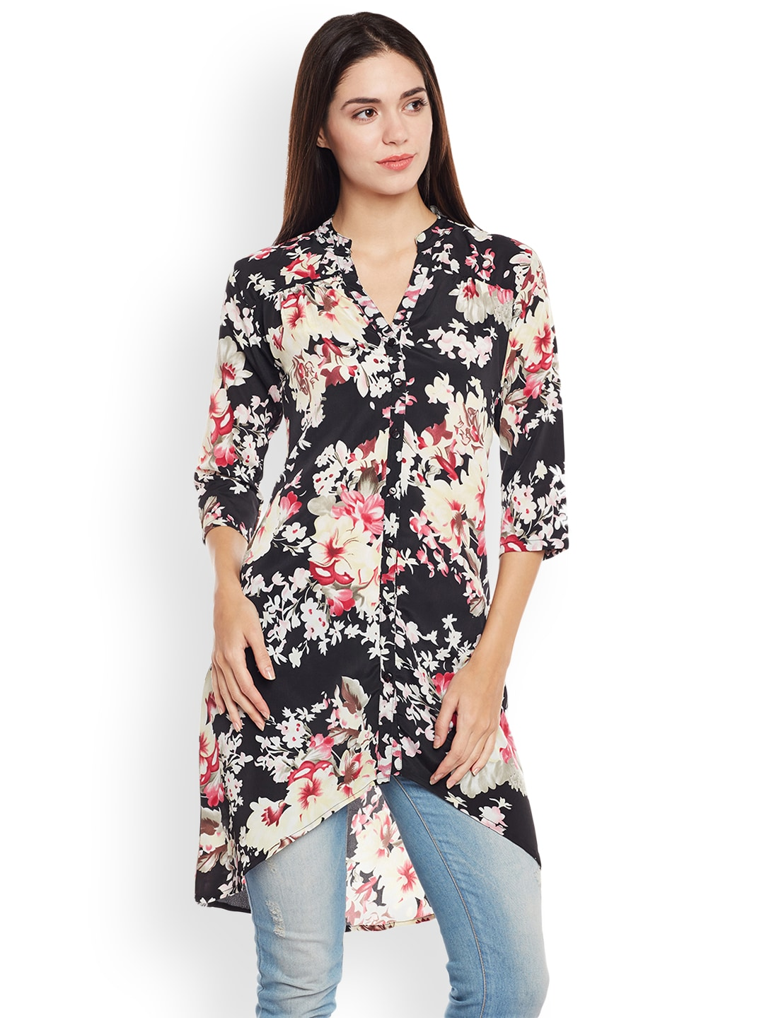 d6b5cd13f55 Tunics for Women - Buy Tunic Tops For Women Online in India