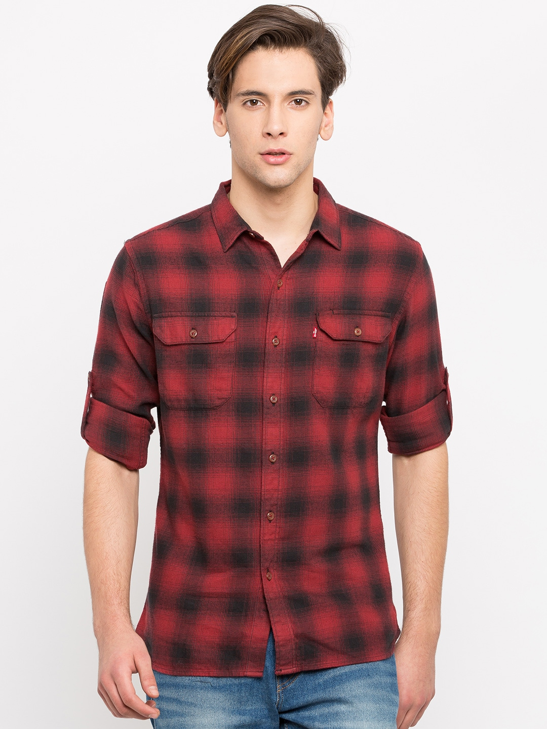 India Red Buy Levis In Shirts Online 0wOX8Pnk