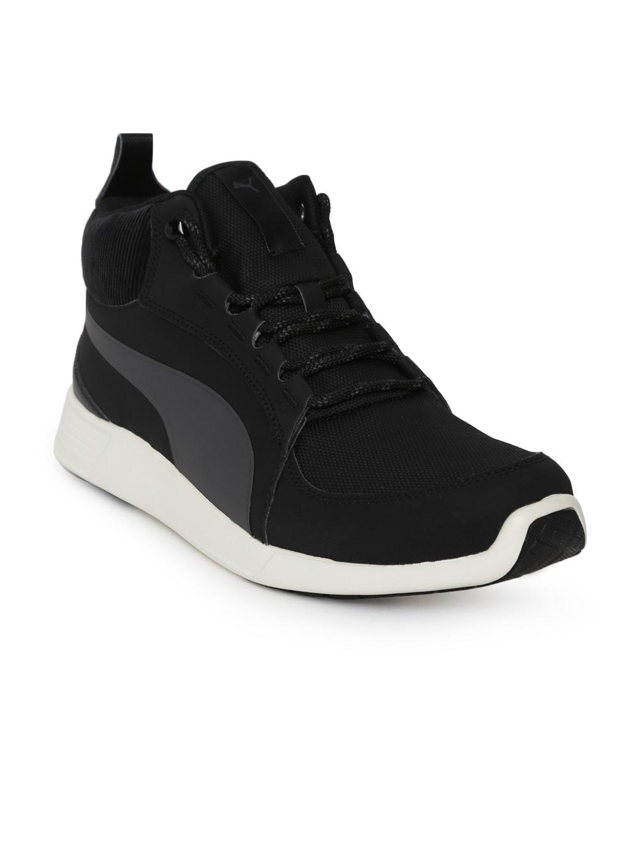 4c60d595d8336d Puma Men Evo Black Shoes - Buy Puma Men Evo Black Shoes online in India