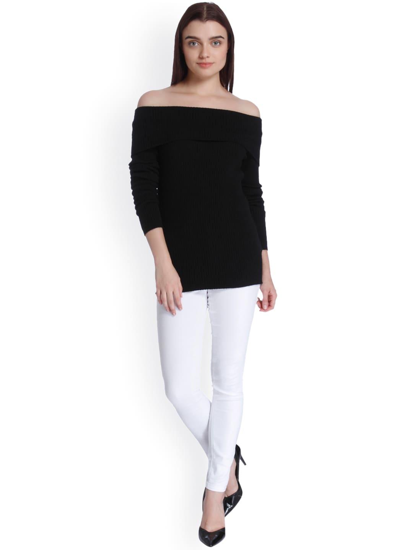 0b8493c098178 Long Sleeve Tops - Buy Women s Long Sleeve Tops Online from Myntra