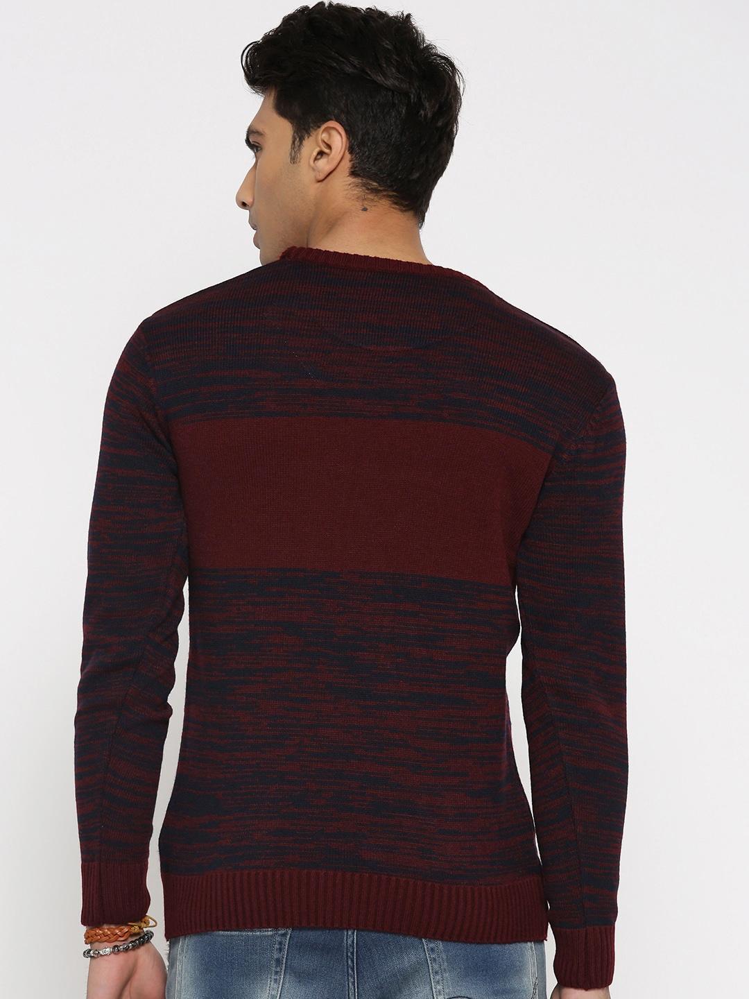 Sweaters for Men - Buy Mens Sweaters, Woollen Sweaters Online - Myntra