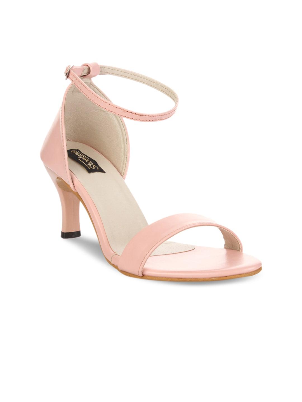 f19d7164f575 Pink Heels - Buy Pink Heels Online in India
