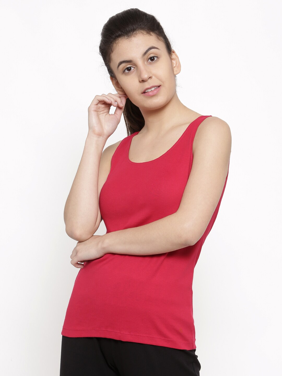 507b71a4eb6fc Jockey Tank Tops - Buy Jockey Tank Tops online in India