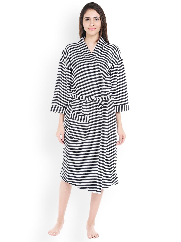 Pink Black Robe - Buy Pink Black Robe online in India d81867688