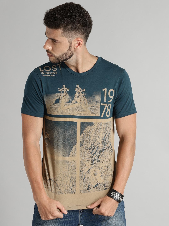 a2789772fd V Neck T-shirt - Buy V Neck T-shirts Online in India