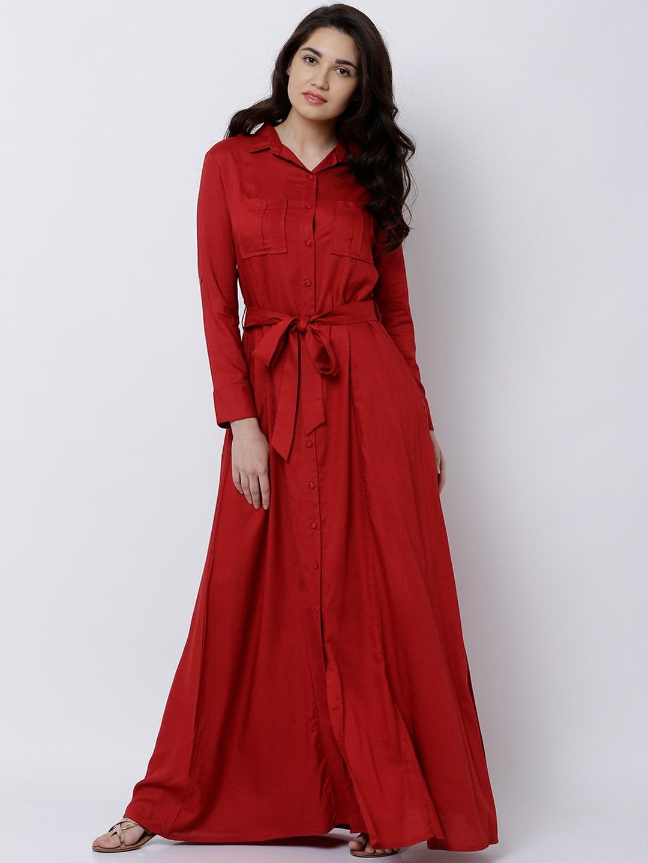 4c4f4e5542c Long Dresses - Buy Maxi Dresses for Women Online in India - Upto 70% OFF