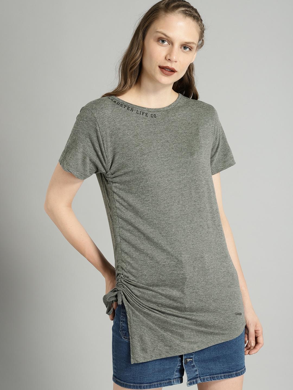a1f672fa7ba6ea Roadster Women Tshirts - Buy Roadster Women Tshirts online in India