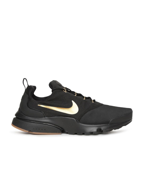 Nike Men Black Casual Shoe - Buy Nike Men Black Casual Shoe online in India