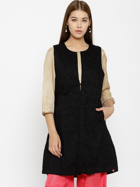 000765f9aebd Women Ethnic Wear Jackets - Buy Women Ethnic Wear Jackets online in ...