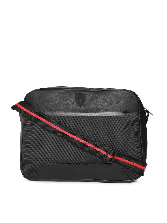 0c1991136e27 Puma Black Cat Bags - Buy Puma Black Cat Bags online in India