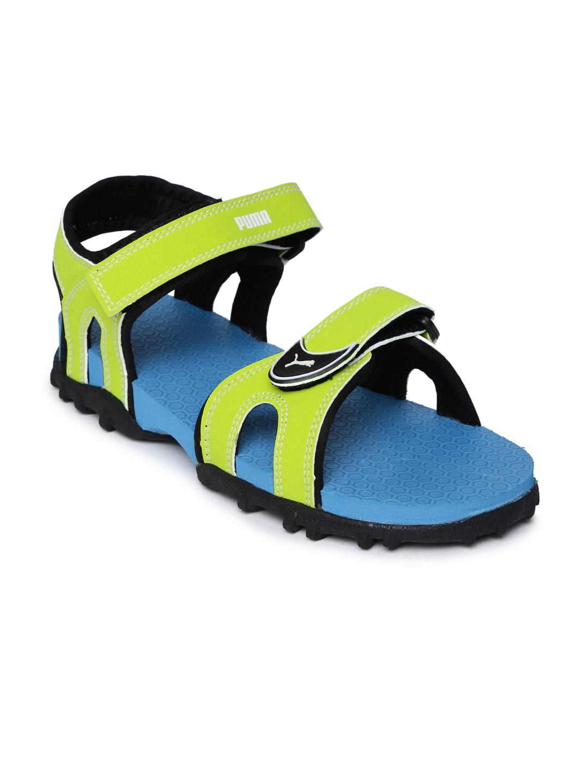 da3f800bf35d19 Green Sandal - Buy Green Sandal online in India