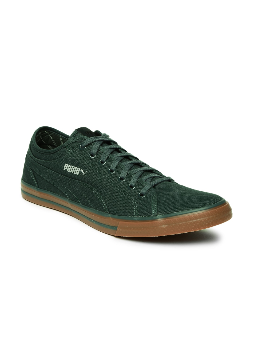 Puma Green Sneakers Casual Shoes - Buy Puma Green Sneakers Casual Shoes  online in India 94c3685f5