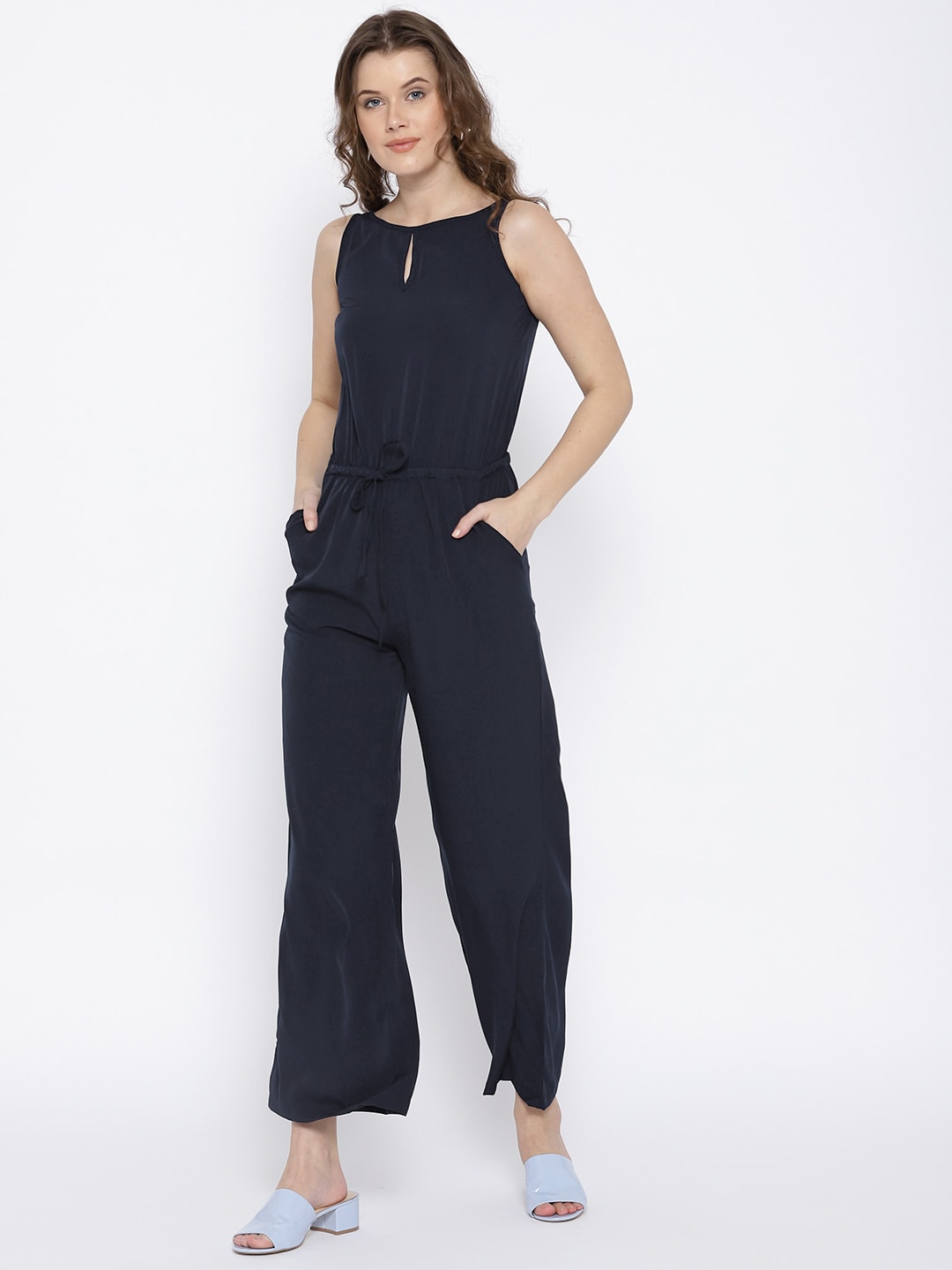 5058414f24e8 Women Jumpsuits Rompers - Buy Women Jumpsuits Rompers Online in India