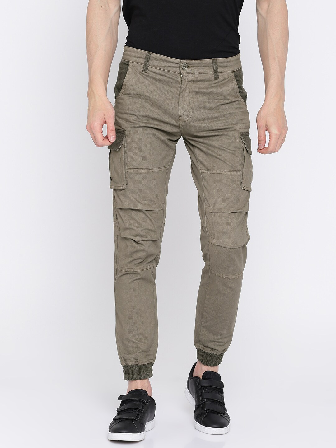 2d41868272b Gas Cargo Trousers - Buy Gas Cargo Trousers online in India