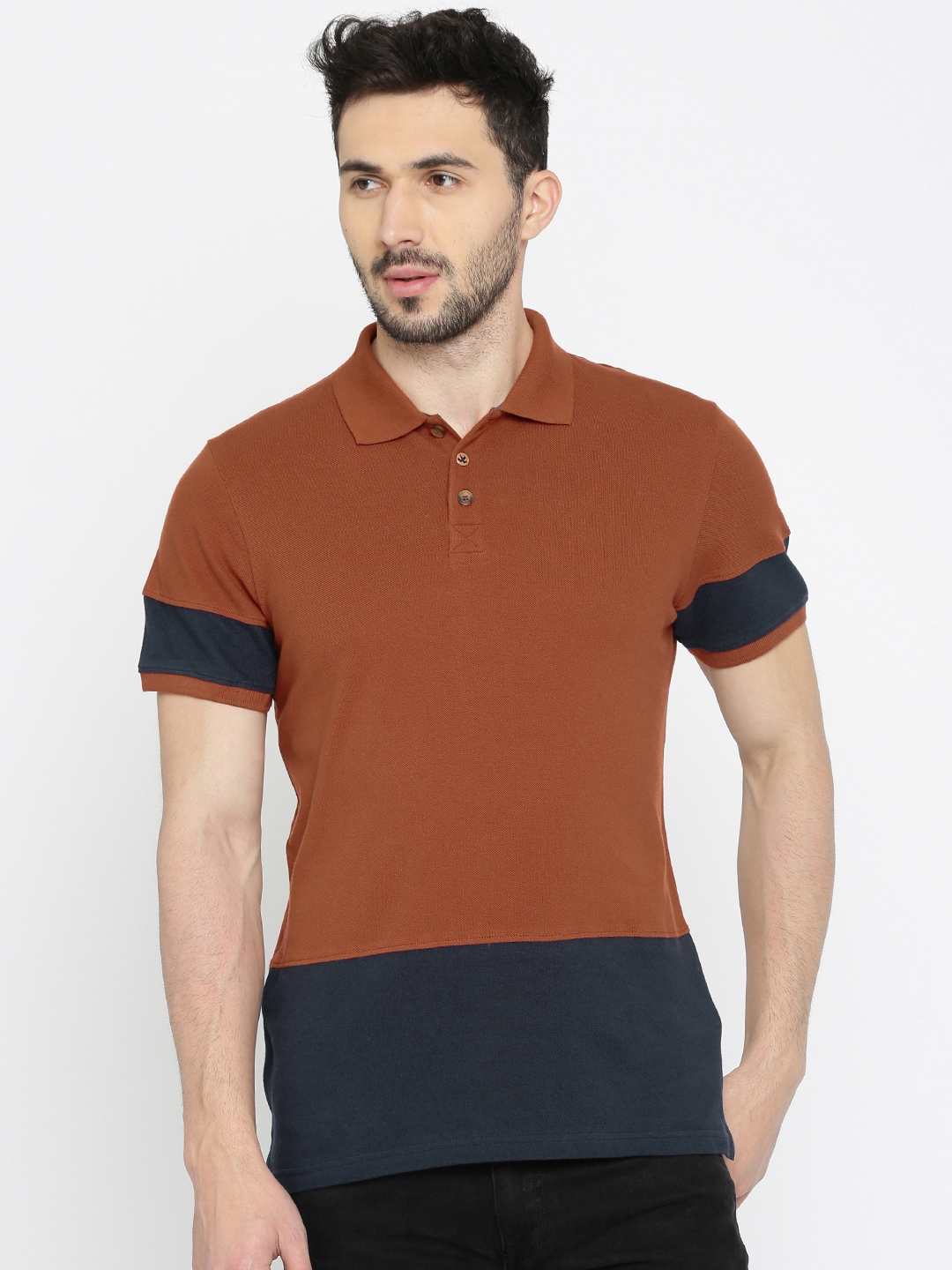 c2760af4 Men T-shirts - Buy T-shirt for Men Online in India | Myntra