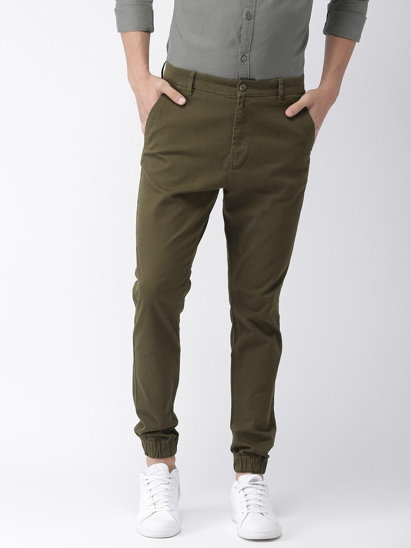Skinny Pants 2018 New Fashion Hot Popular Mens Slim Fit Straight Leg Trousers Casual Pencil Jogger Hip Hop Pants Latest Technology Pants