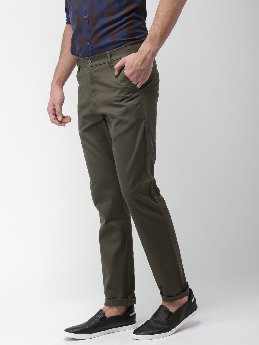 Trousers For Men - Buy Mens Trousers Pants Online - Myntra a30b551bc