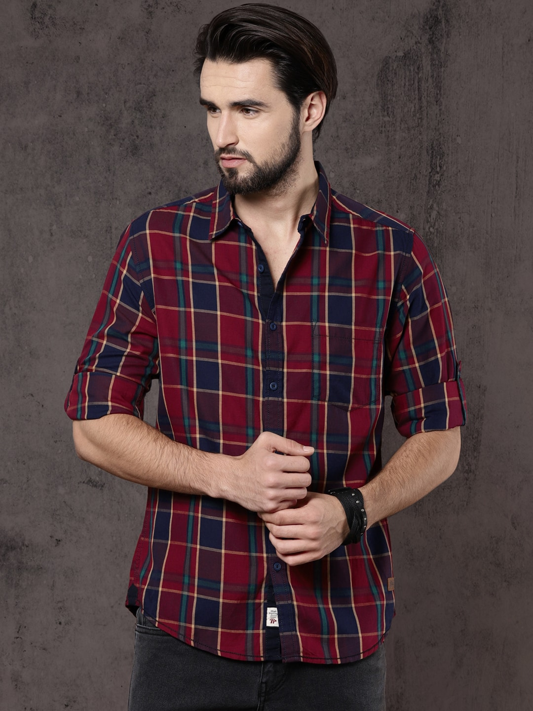 91b9dfcf1 Casual Shirts | Buy Casual Shirts Online in India at Best Price