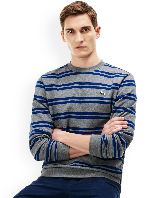 6c29125776e5 Lacoste Sweatshirts - Buy Lacoste Sweatshirts online in India