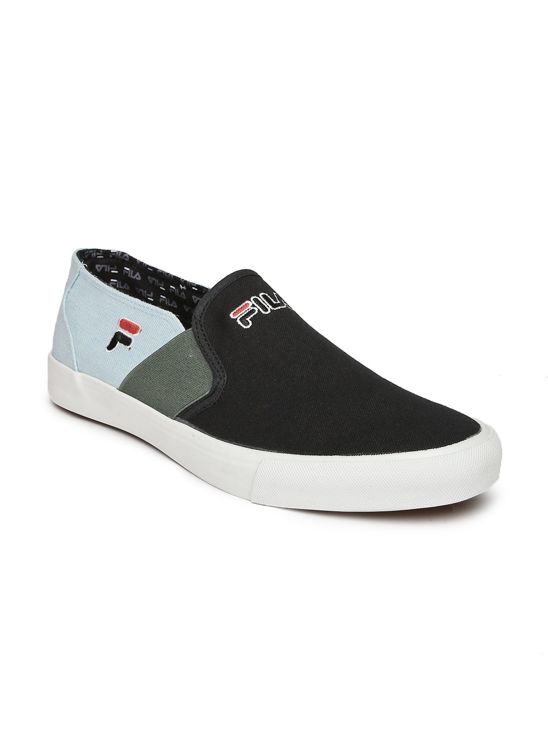 0b7b79fa017a Fila Slip On Shoes - Buy Fila Slip On Shoes online in India