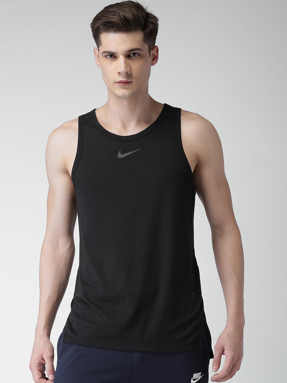 d25691efff235 Nike Sleeveless - Buy Nike Sleeveless online in India