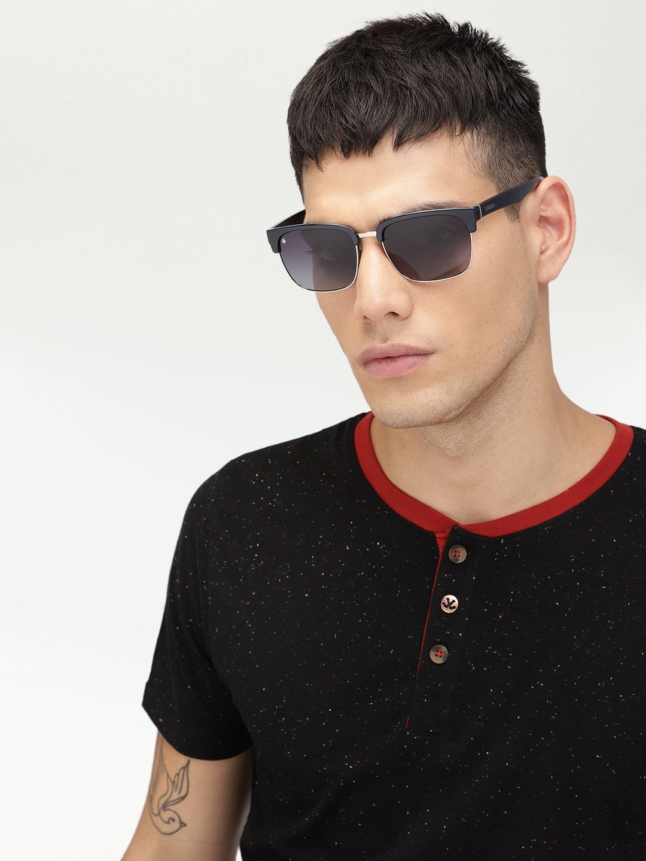 dfc0baa7f35 Men Browline Sunglasses - Buy Men Browline Sunglasses online in India