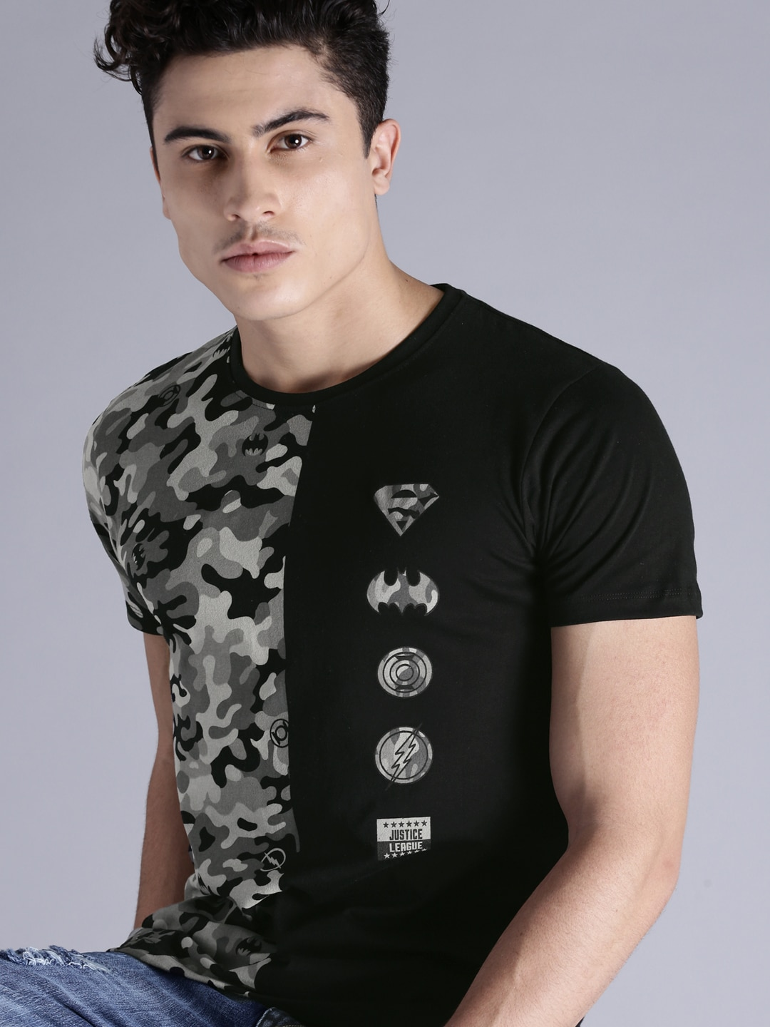 07cd9a8ae3f Camouflage Tshirts - Buy Camouflage Tshirts online in India