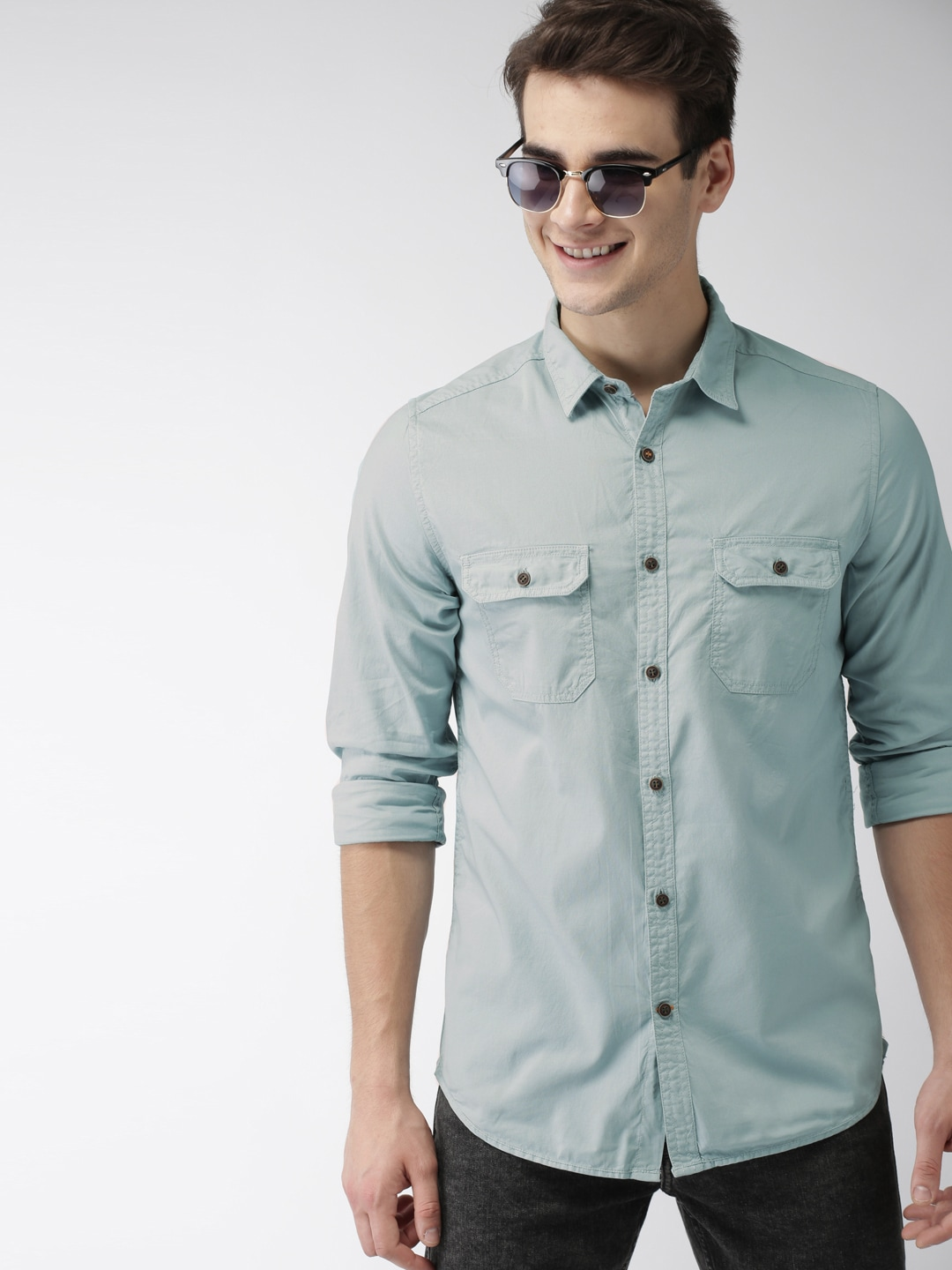b4f5407bbd388 Men Casual Wear Shirt Shirts - Buy Men Casual Wear Shirt Shirts online in  India