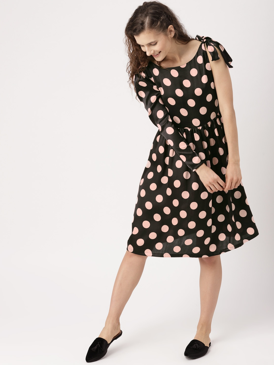 5815d03ca5f Polka Dots Dresses - Buy Polka Dots Dresses online in India - Myntra