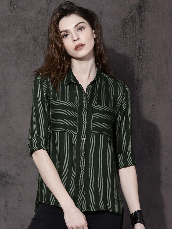 b814f24c455 Shirts - Buy Shirts for Men, Women & Kids Online in India | Myntra