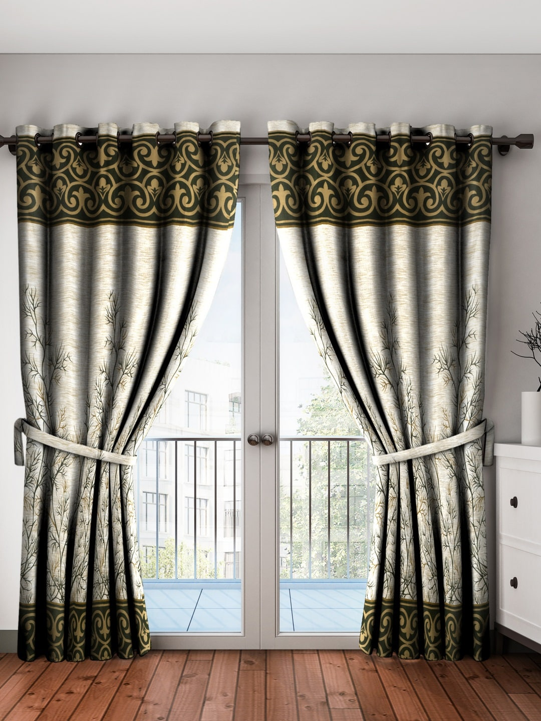 2019 year for girls- Buy curtains stylish online india