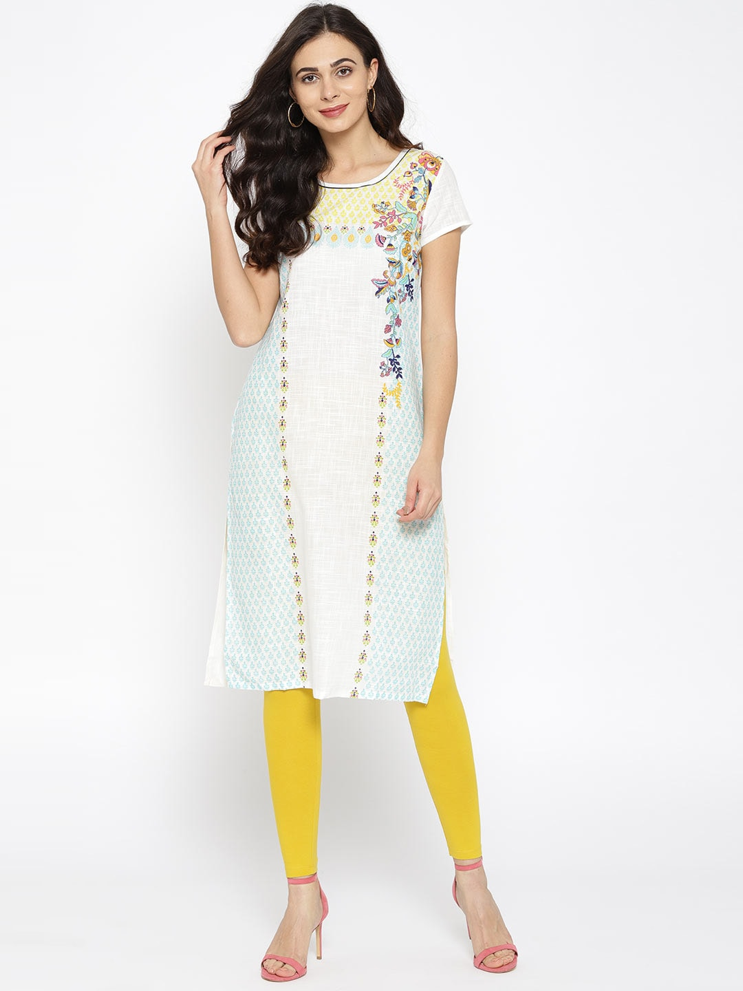 Weaves Kurtas - Buy Weaves Kurtas online in India dad3921c23