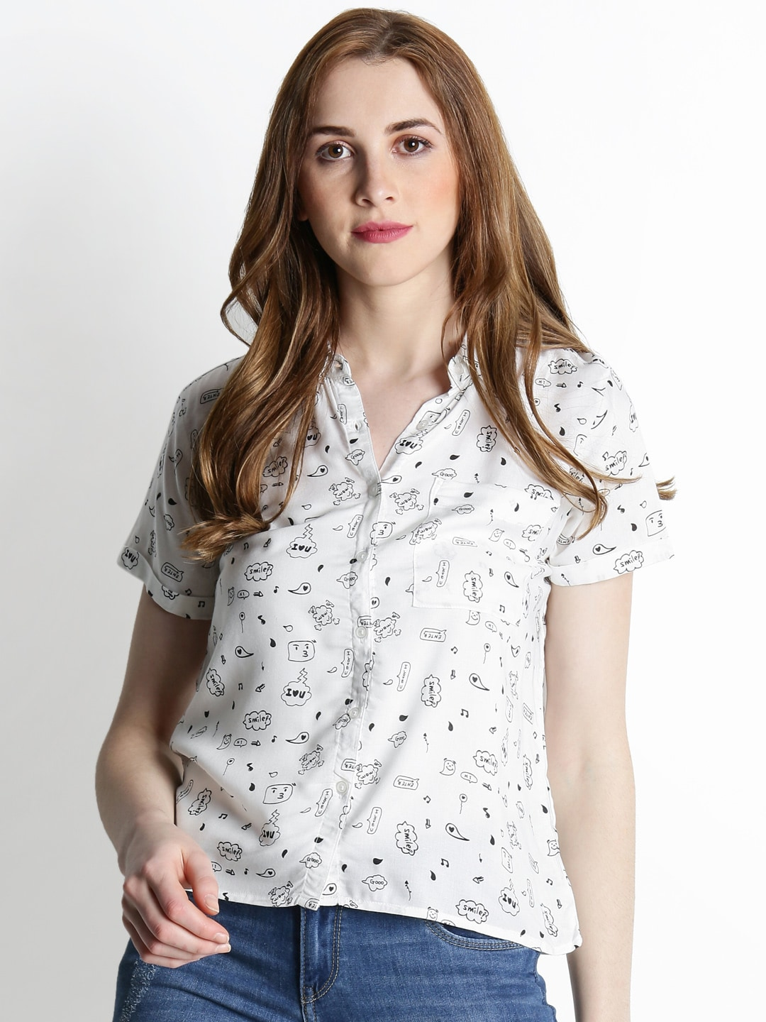 bd19f08163ac2c Honey By Pantaloons Shirts Patiala Tshirts - Buy Honey By Pantaloons Shirts  Patiala Tshirts online in India