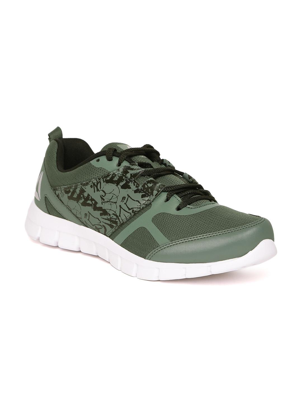 Reebok Men Green Speed XT 2.0 Running Shoes 052de3f3b