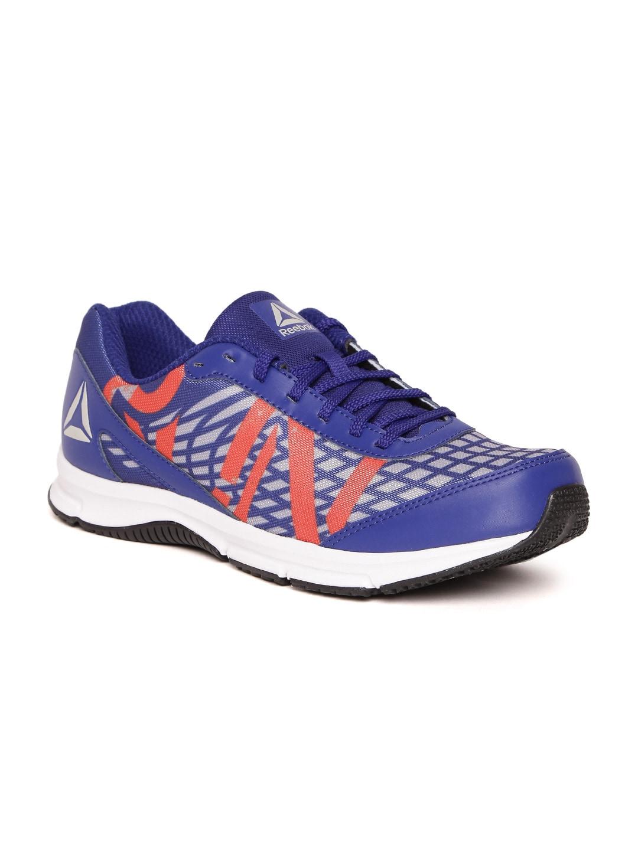Reebok Men Blue   Grey Super Duo Xtreme Running Shoes 97e275a05
