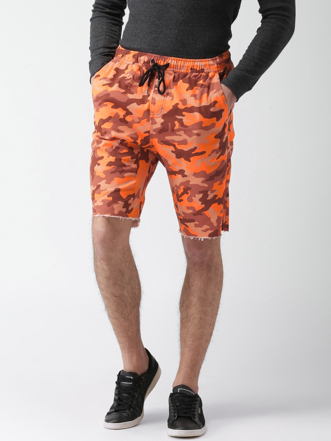 Men Camouflage Shorts S - Buy Men Camouflage Shorts S online in India 53c2b17e010