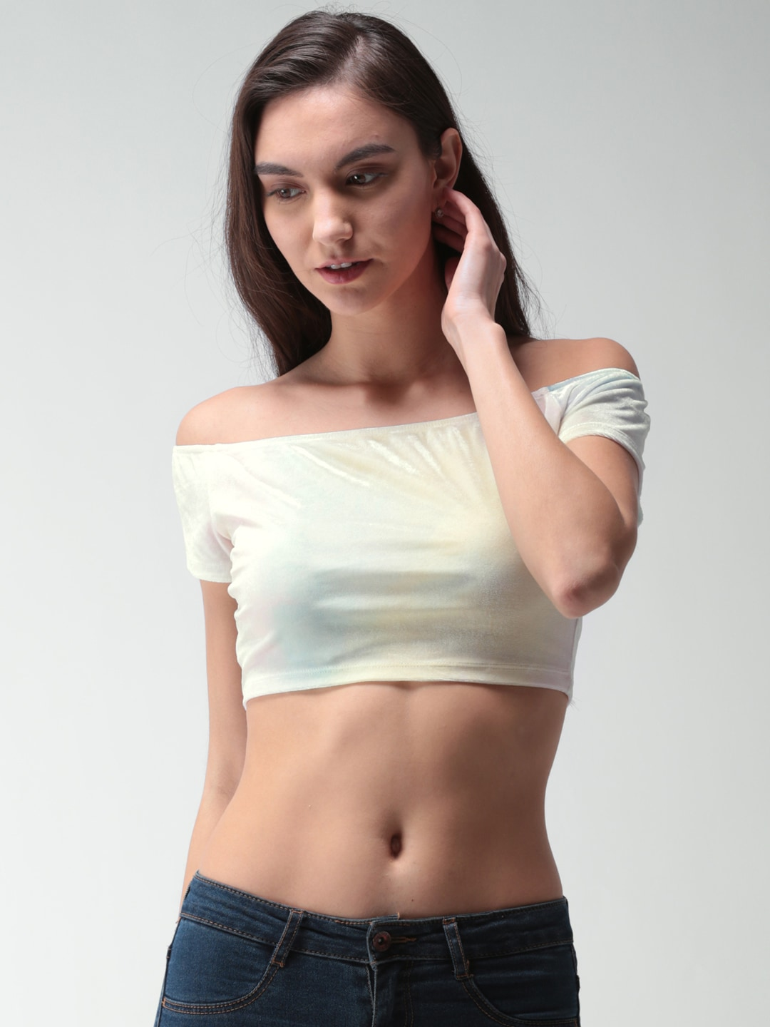 889e2b3cb6e Forever 21 Crop Tops - Buy Forever 21 Crop Tops online in India