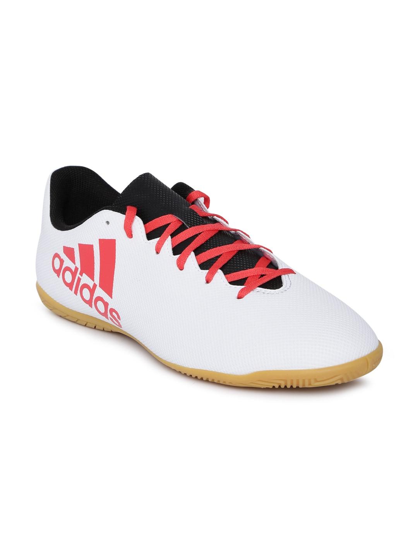 8ed4addd4d4 ADIDAS Men White X TANGO 17.4 IN Football Shoes