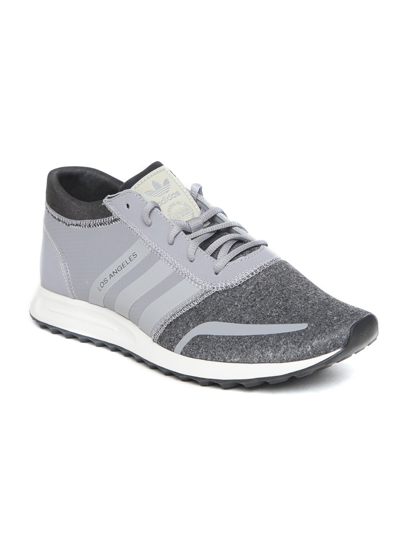 4ab9c52f69f962 Adidas Originals Grey Shoes - Buy Adidas Originals Grey Shoes online in  India